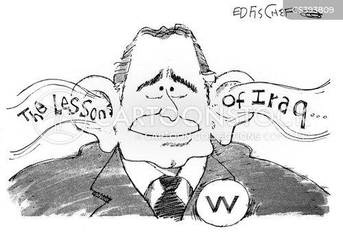 iraqi war cartoon