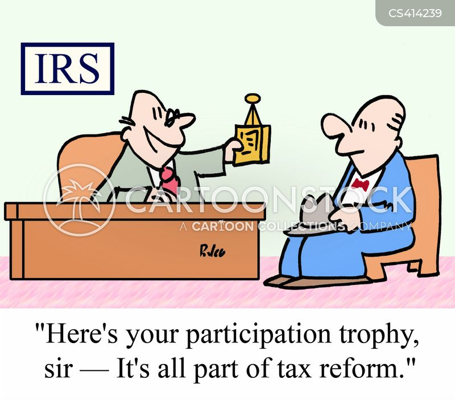 participation trophy cartoon