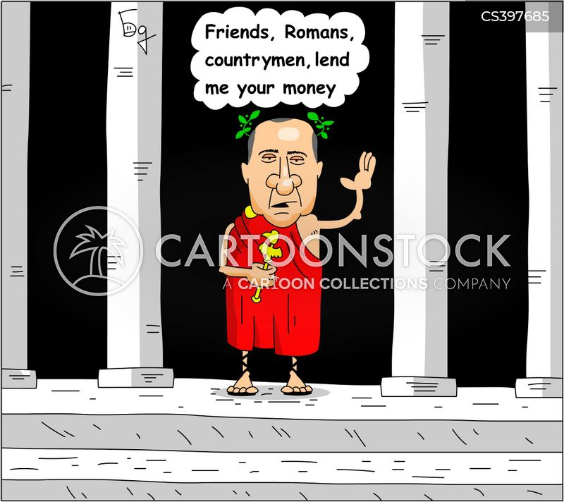 mark anthony cartoon
