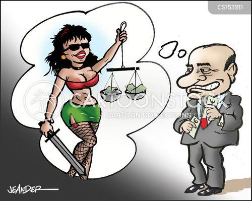 italian politicians cartoon