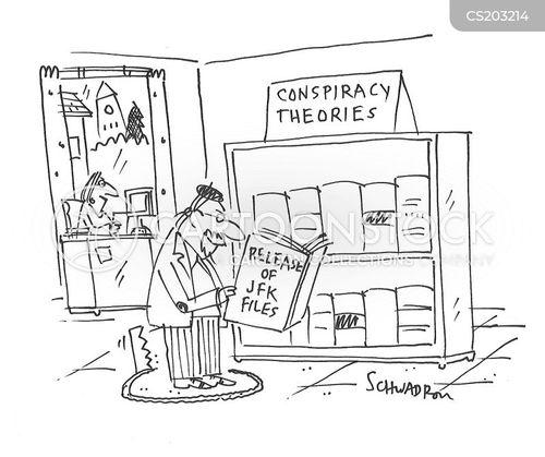 jfk cartoon