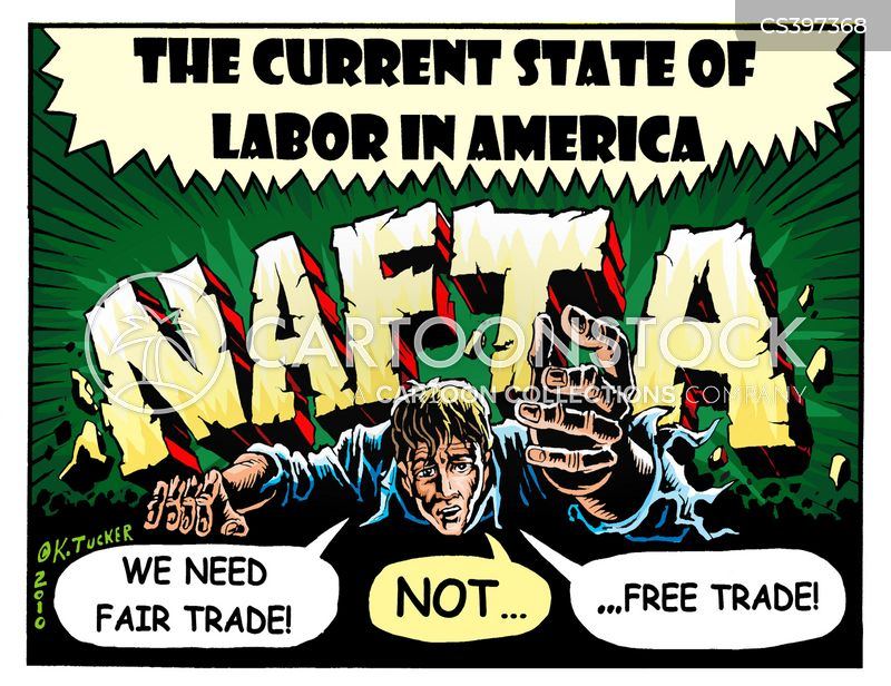 Nafta cartoons, Nafta cartoon, funny, Nafta picture, Nafta pictures, Nafta image, Nafta images, Nafta illustration, Nafta illustrations