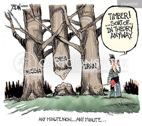 topple cartoon