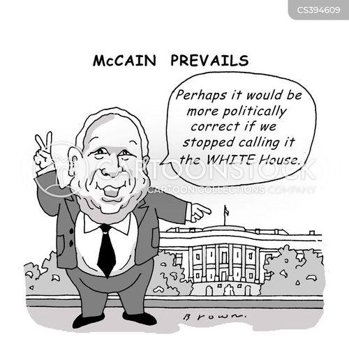 whitehouse cartoon