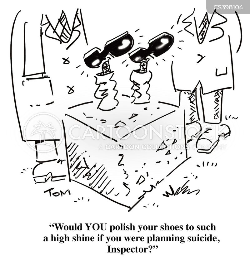 pathologist cartoon