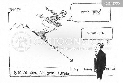 skiis cartoon