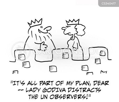 observer cartoon
