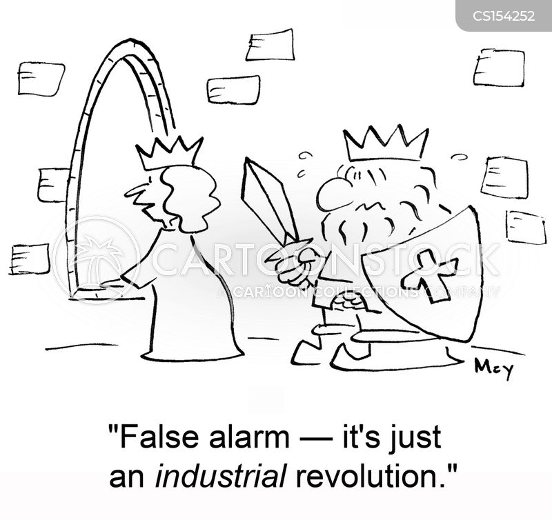 Industrial Revolution Cartoons And Comics Funny Pictures