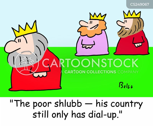 pitying cartoon