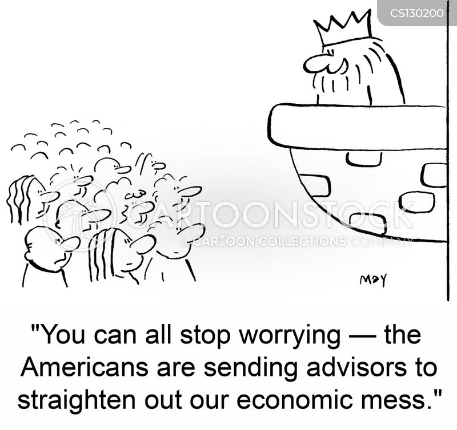 straighten cartoon