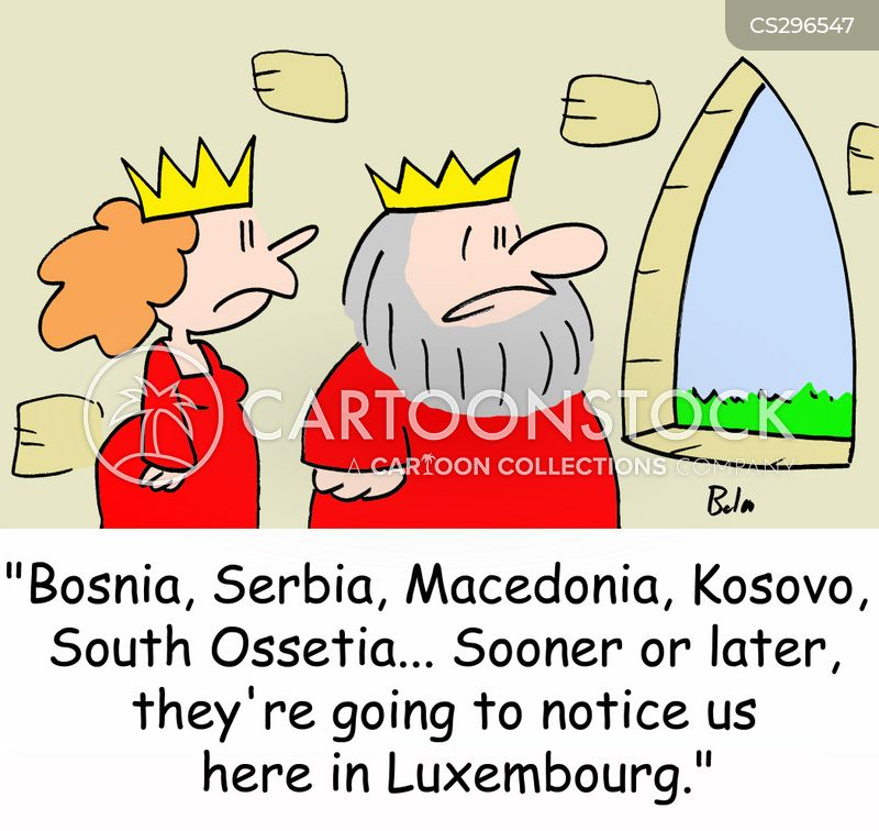 bosnia cartoon