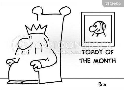 toady cartoon