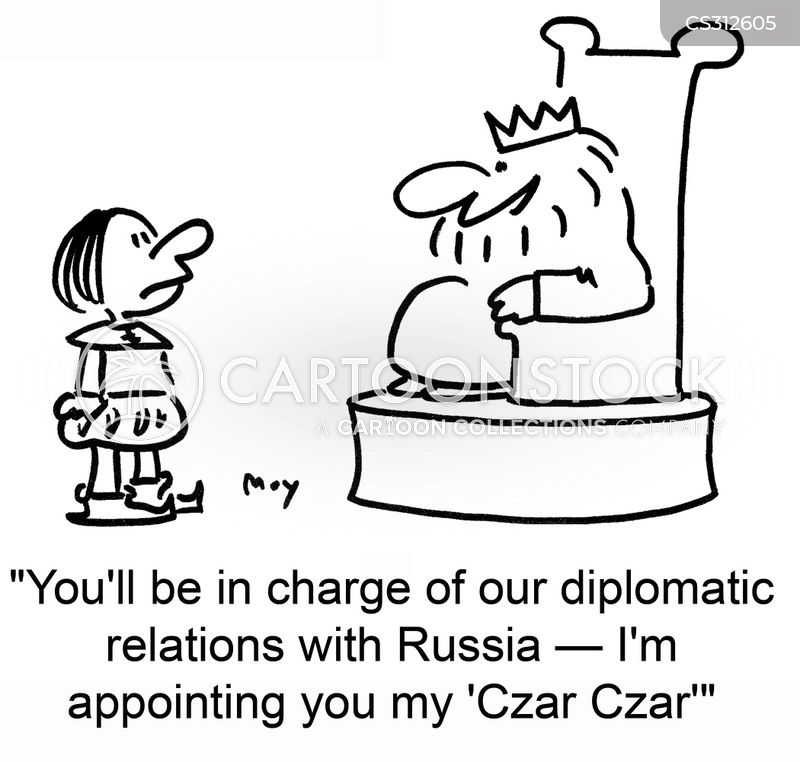 czars cartoon