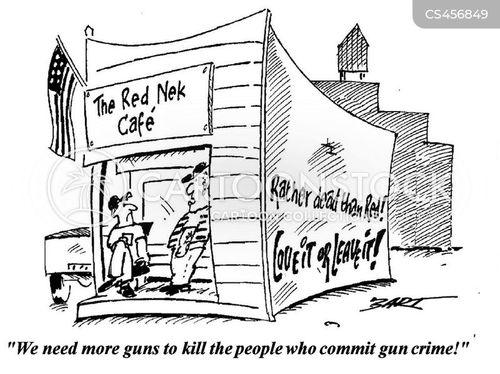 las vegas shootings cartoon