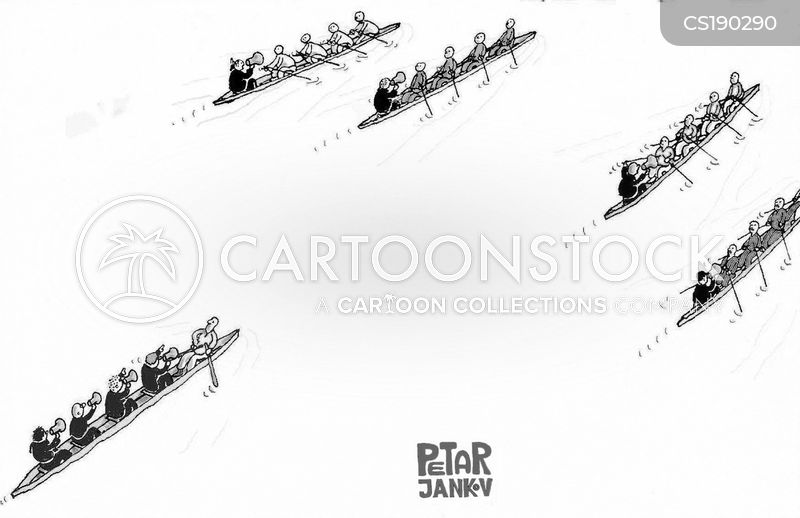 Ruderboot Cartoon, Ruderboot Cartoons, Ruderboot Bild, Ruderboot Bilder, Ruderboot Karikatur, Ruderboot Karikaturen, Ruderboot Illustration, Ruderboot Illustrationen, Ruderboot Witzzeichnung, Ruderboot Witzzeichnungen