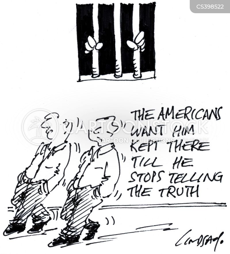 criminal charge cartoon
