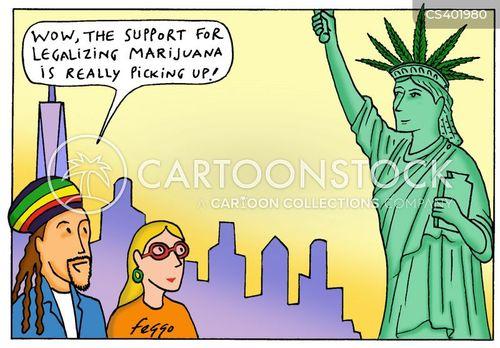 legalising cartoon