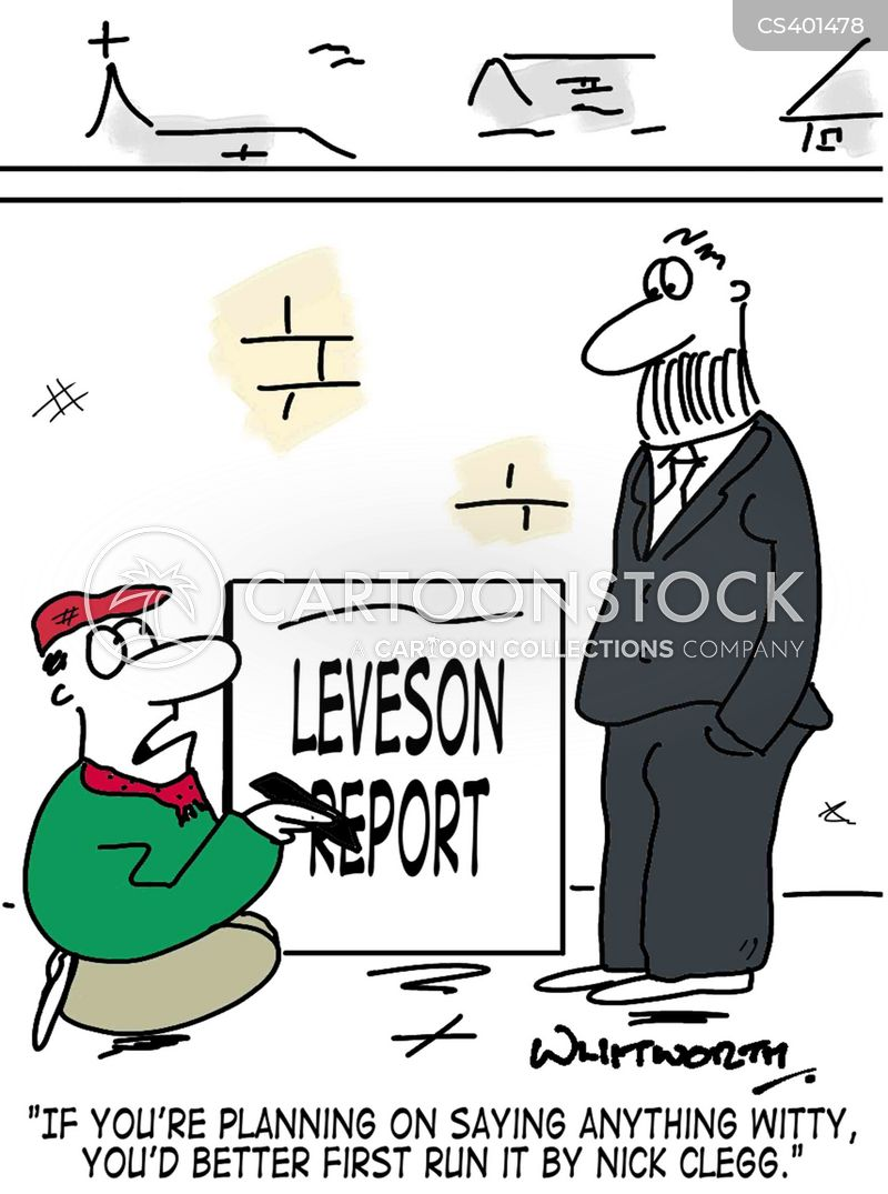 leveson inquiry cartoon