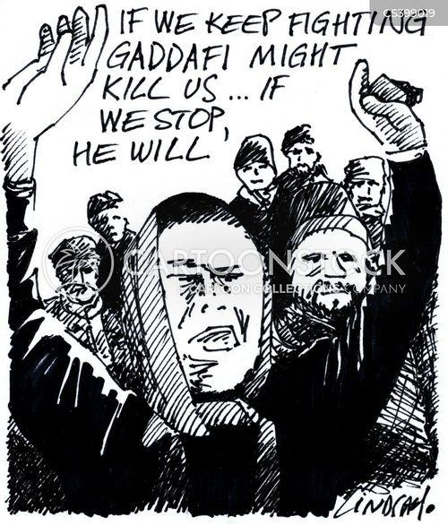 civilian cartoon