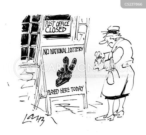 v sign cartoon