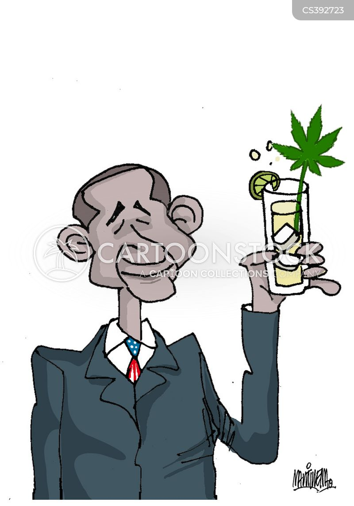 cannabis laws cartoon