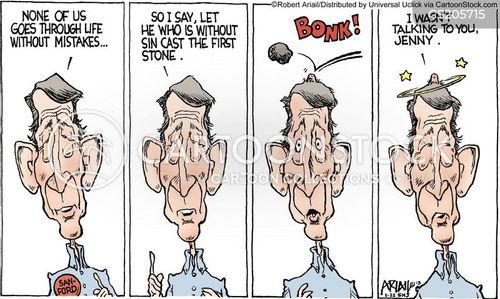 conservatism cartoon