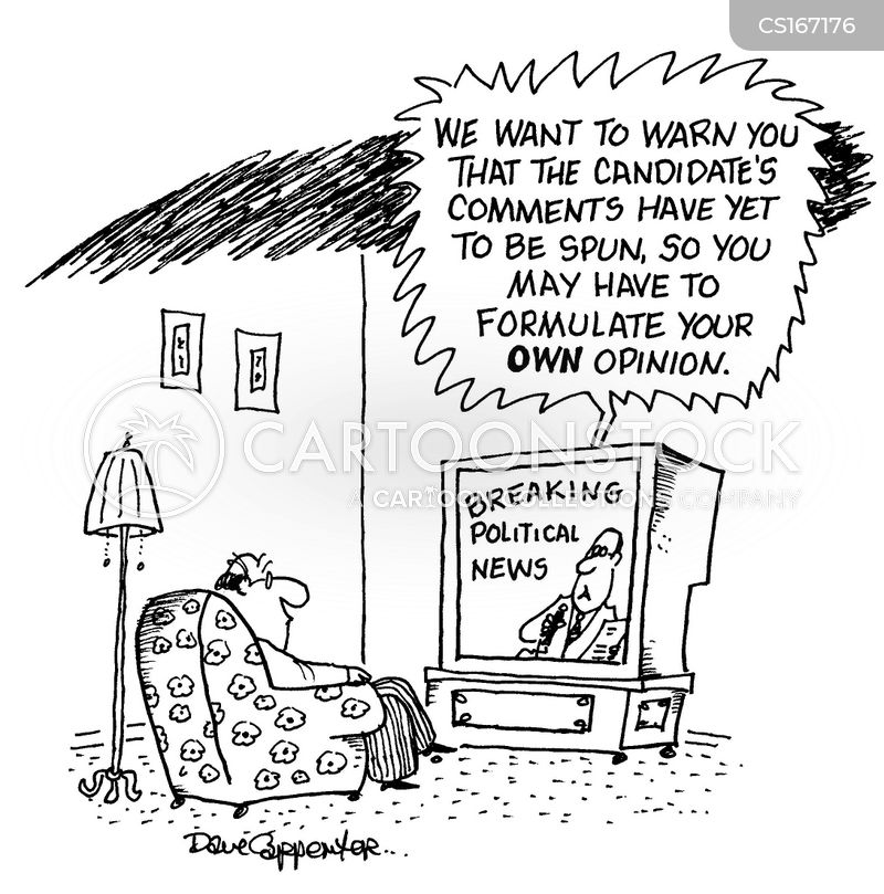 political consultant cartoon