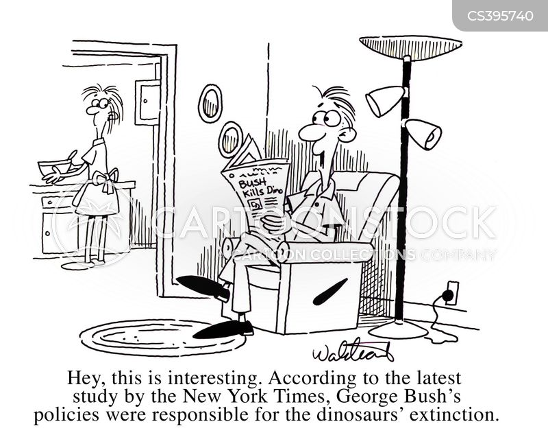 Media Biases Cartoons And Comics Funny Pictures From Cartoonstock