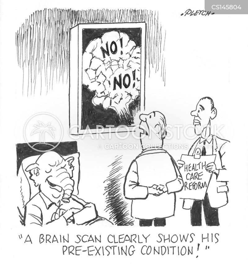 brain scans cartoon
