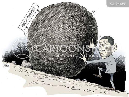 insuring cartoon