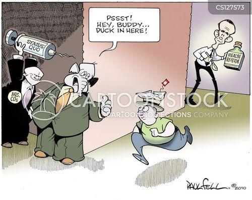 republican politician cartoon