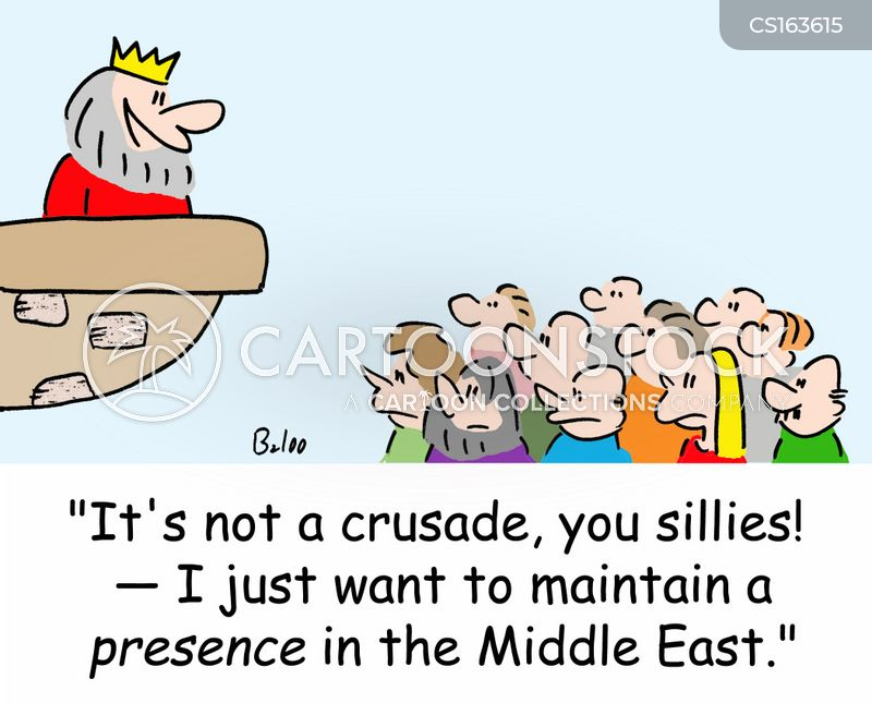 jerusalem cartoon