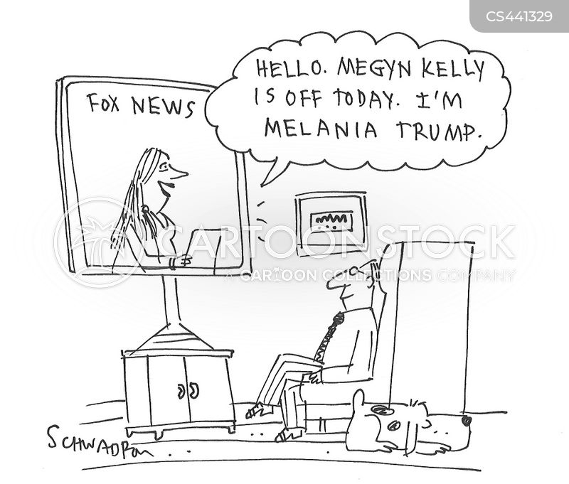 Media Bias Cartoons And Comics Funny Pictures From Cartoonstock