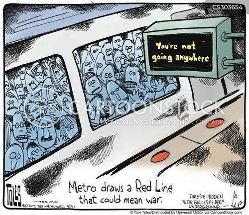 unrest cartoon