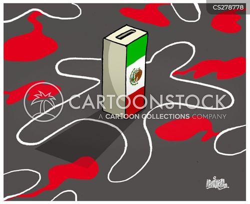 drug wars cartoon