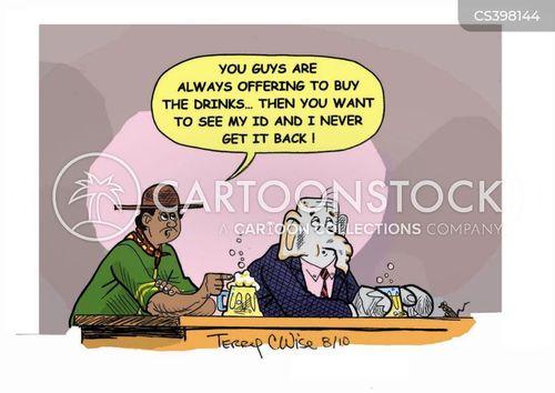 drug war cartoon