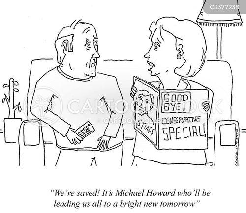 howard cartoon