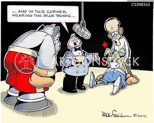 republican elephant cartoon