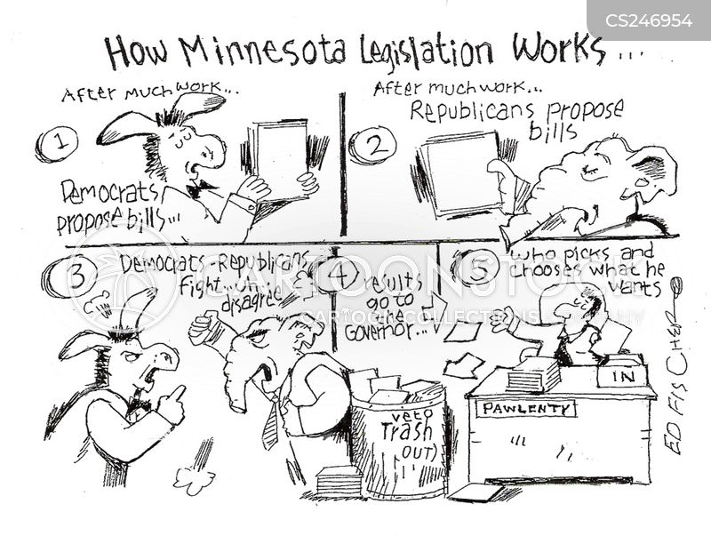 minneapolis cartoon