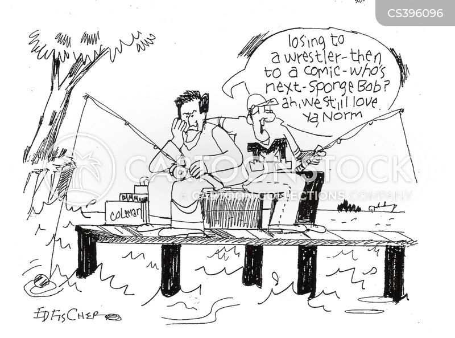 norm cartoon