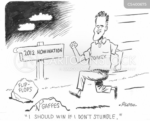 caucus cartoon