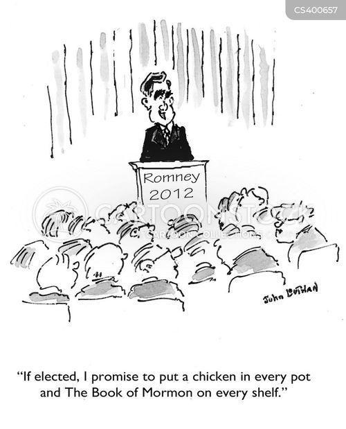 the womens vote cartoon