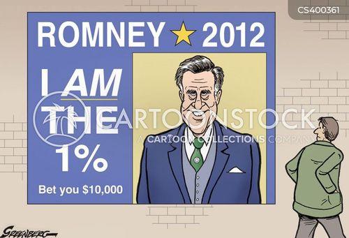 one percenters cartoon