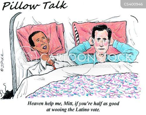 latino voter cartoon