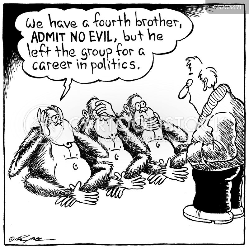Image result for political monkey cartoon