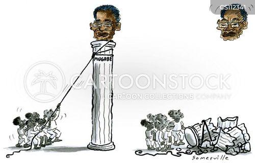 zimbabwe cartoon