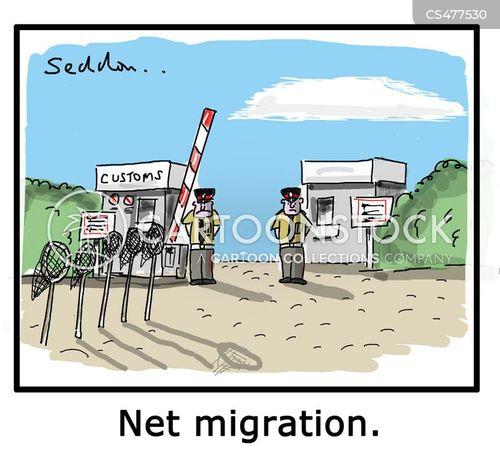 border patrols cartoon