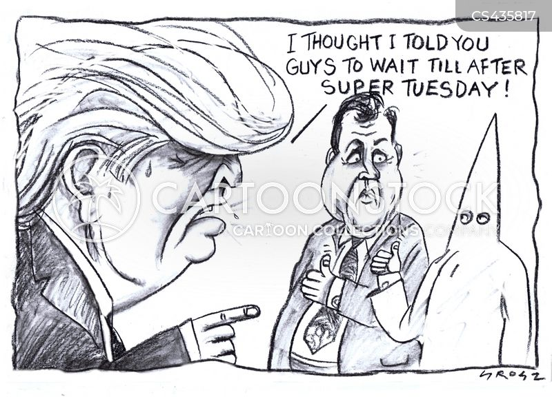 governor christie cartoon