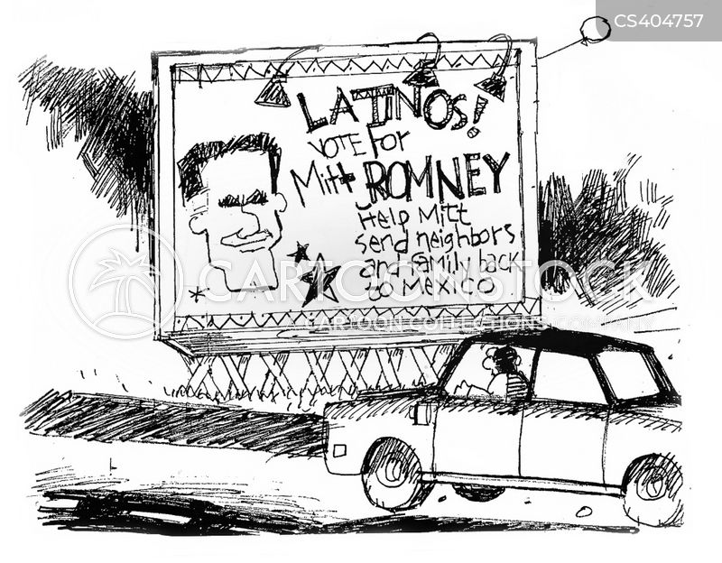 hispanic votes cartoon