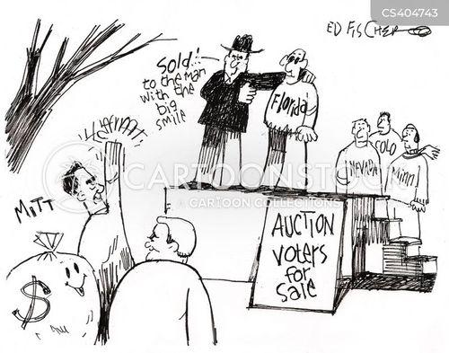 swing state cartoon